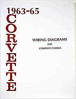 1963 - 65 CORVETTE WIRING DIAGRAM | eBay