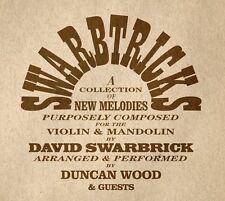 DUNCAN WOOD & GUESTS, SWARBTRICKS, SEALED 17 TRACK CD ALBUM IN DIGIPAK FROM 2013
