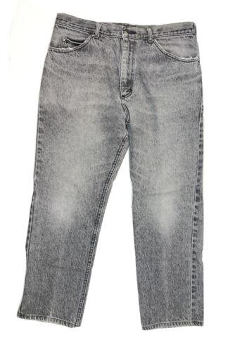 Vintage 80s Lee Riders Mens Jeans Straight Leg Sto