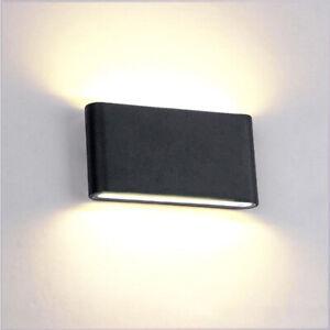 Led Wandleuchte Außenleuchte Außenlampe Wandlampe Bad Leuchte IP65 einstellbar
