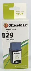 Office-Max-Hp-29-Black-Inkjet-Cartridge