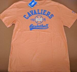 efc858e3df5 LZ Adidas Men s Large Cleveland Cavaliers Cavs NBA T-Shirt Tee Top ...