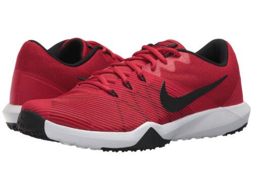 nero 2 bianco Nib Tr 942836 Squadra Palestra 008 Scarpe Rosso Retaliation Nike qzBgzt8