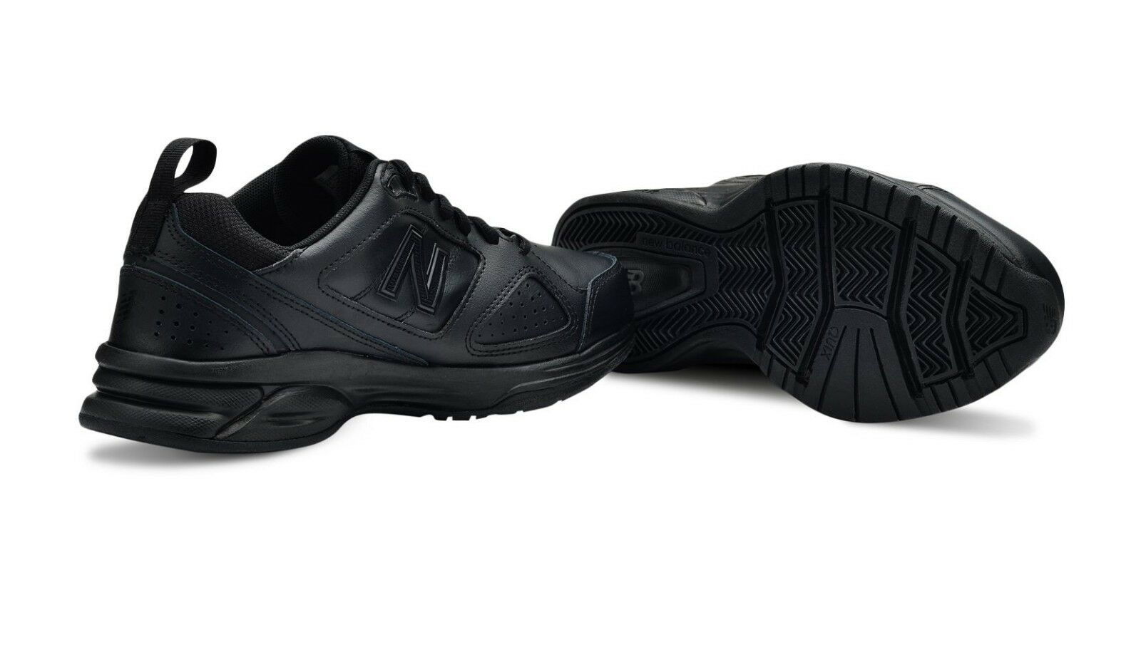 **SPECIAL** New Balance WX624AB Womens Crosstraining Shoes (D) (Black)