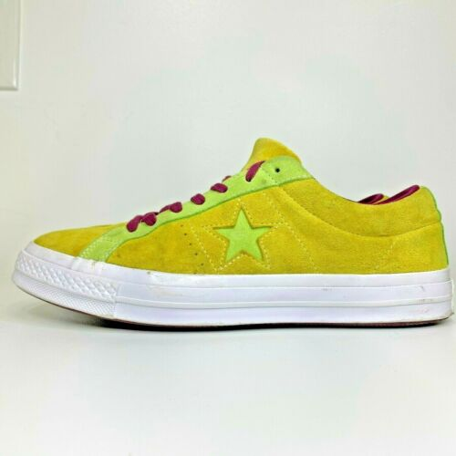 Converse One Star Yellow Suede *Rare* Like Golf Le