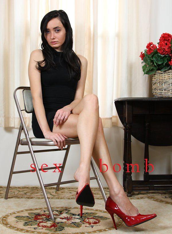 SEXY scarpe decolte rosse al TACCO 11,5 dal 35 al rosse 44 FASHION GLAMOUR a87e0f