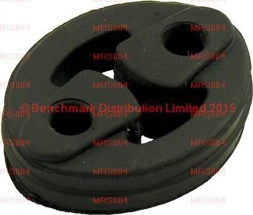 EXHAUST RUBBER MOUNT OVAL HANGER MOUNTING EMR010