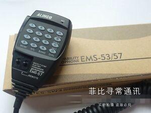 EMS-57-Handheld-Speaker-Mic-Microphone-Headset-for-Alinco-DTMF-8-Pin-DR620-635