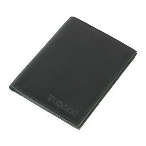 Men-Genuine-Leather-Bifold-Slim-Wallet-Cowboy-Black-Card-Holder-Purse-Book