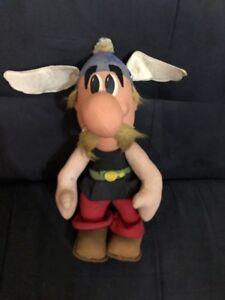 Poupee Asterix Clodrey 35 Cm - Be Très Rare