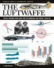 World War II Data Book: The Luftwaffe : Facts, Figures and Data for the German Air Force, 1933-45 by S. Mike Pavelec (2018, Paperback)