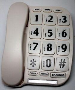 Sonnet-3-8cm-x-2-5cm-Grande-Dial-Botones-Telefono-con-Voz-Amplificacion-P581