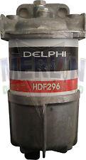 SINGOLO DELPHI GASOLIO SEPARATORE ACQUA agglommerator assieme con Deep Bowl