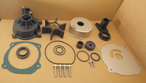 "EVINRUDE JOHNSON 85 88 90 110 112 115 HP V4 20/"" WATER PUMP IMPELLER KIT"