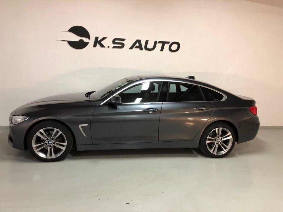 BMW 420d 2,0 Gran Coupé Sport Line xDrive Diesel 4x4 aut.