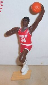 1988 Kenner Starting Lineup Hakeem Olajuwon Figure VHTF Basketball Rockets SLU