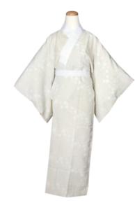 2019 DernièRe Conception Japanese Women's Traditional Kimono Intérieure Sous Wear Long Naga Juban Sakura D-2-afficher Le Titre D'origine