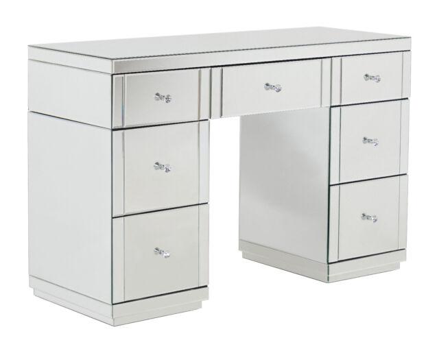Lifestyle Furniture Mirrored 7 Drawer