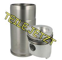Kolben Mit Zylinder Zylindersatz Kolbensatz Mwm D225 D 225 Fendt Hela Favorit