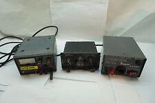 MILITARY SURPLUS RADIO SET CONTROL C-3835 ARC-54 SAMLEX REGULATED DC POWER LOT