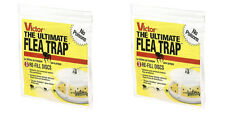 Victor M231 Ultimate Flea Trap Catcher Refill For M230 (2 Packs of 3)
