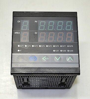 MA900 4Channel temperature controlle RKC Used multi point digital ctrl SEN-I-179