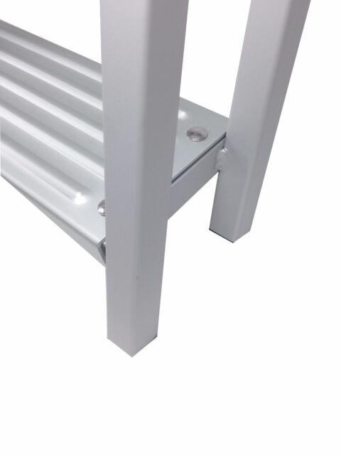 Marine Pontoon Boat Dock Aluminum Heavy Duty 4 Steps Move Board Ladder