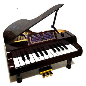 Kinder-Spielzeug-Musik-Klavier-Piano-Kinderpiano-Kinderklavier-Musikinstrument