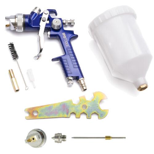 1,4mm H-827P HVLP Lackierpistole Spritzpistole Spraypistole 2,0mm Düsensatz