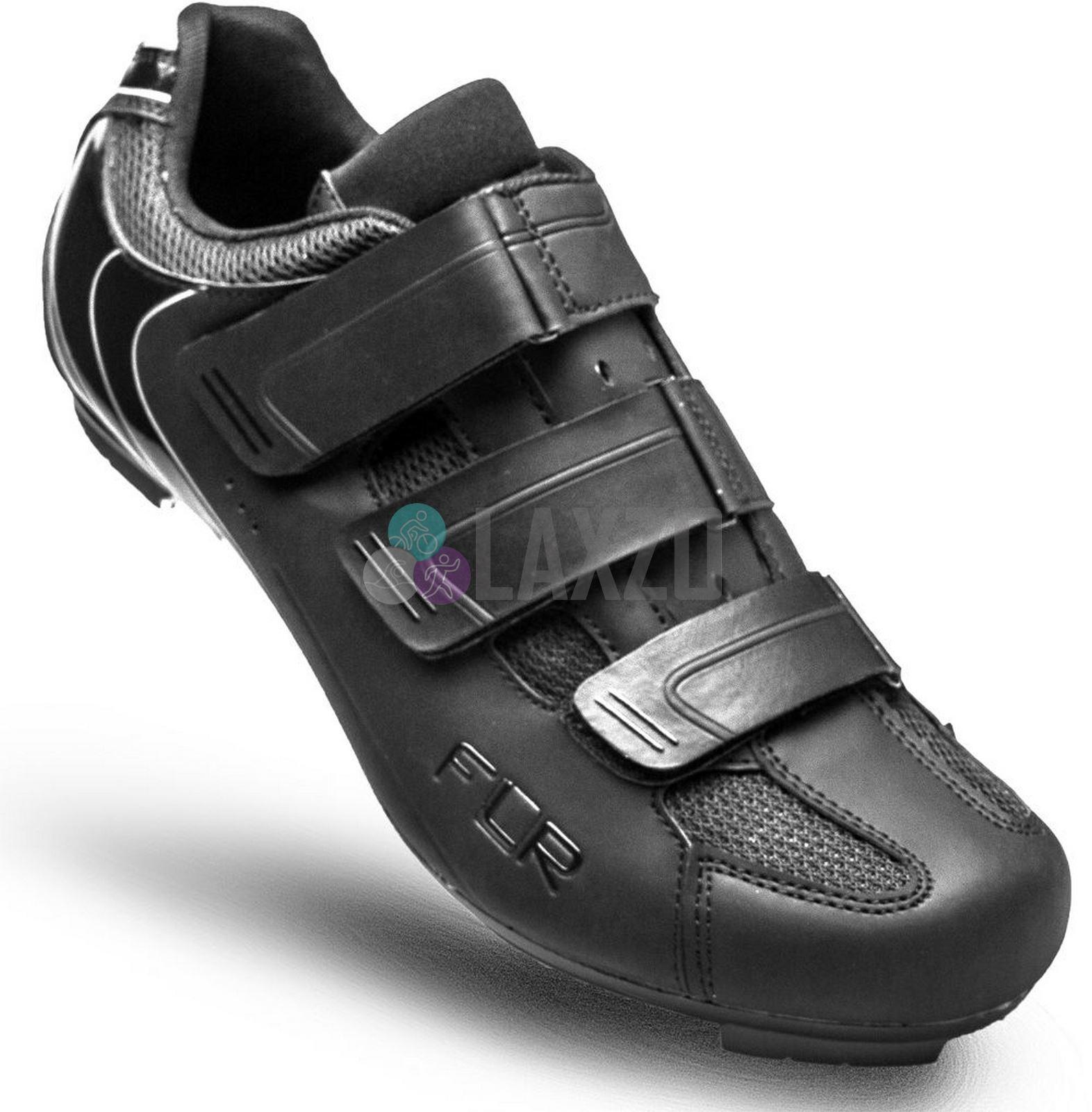 Flr F-35.III Straßen Fahrrad Schuhe Schuhe Schuhe in Mattschwarz - Größe 45 3 Bolzen System 97c743