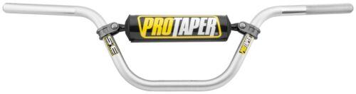 pro taper honda xr50 handlebars silver motocross
