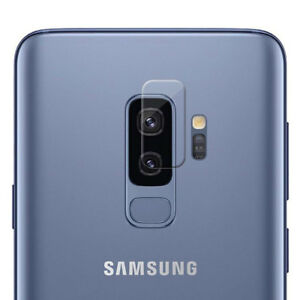 Film Pet Protection Camera Lens Rear For Samsung Galaxy S9+ Plus