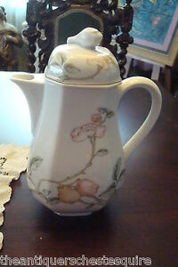Heinrich germany villeroy and bosch coffee pot fruit for Bosch and villeroy