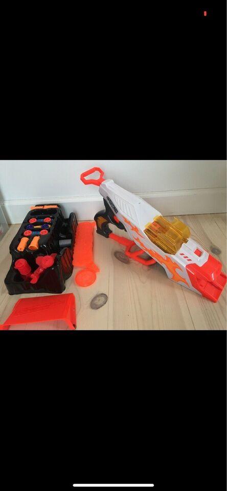 Andet legetøj, Nerf Nitro