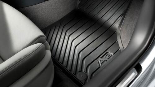 Originale Audi A3 8V Sportback Tappetini-piedi in GOMMA Tappetini