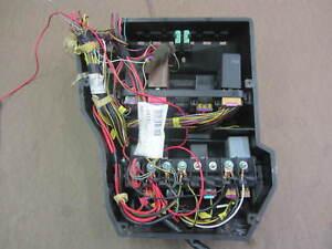 audi a8 fuse box wiring diagram98 99 audi a8 d2 quattro oem relay fuse box 4d1937124 l16 ebay