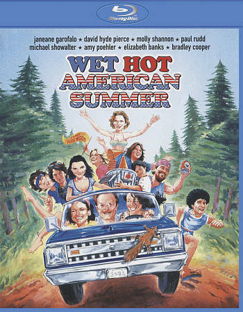 Wet Hot American Summer (Blu-ray Disc, 2015, With Movie Cash) for sale  online | eBay