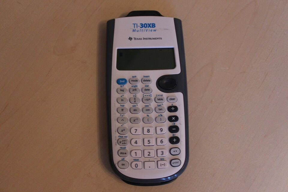 Texas Instruments TI-30XB