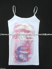 72% OFF! AUTH AEROPOSTALE WOMEN'S SEQUIN FEATHER CAMI X-SMALL BNEW US$ 22.5+