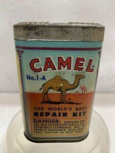 Vintage Camel No.1-A Bicycle Tire Tube Repair Kit