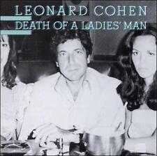 1 CENT CD Death Of A Ladies' Man - Leonard Cohen