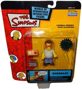Jouets et jeux Simpsons Sherri & Terri Action Figures WOS RARE MOC Series 8 World Springfield