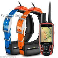 Garmin Astro 320 + T5 2 Dog Gps Bundle Premier Dog Tracking Collar 010-01041-60