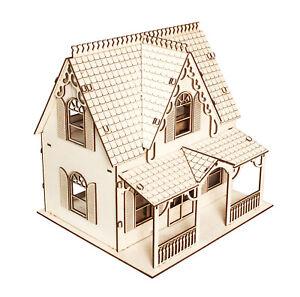Puppenhaus-Spielhaus-Dollhouse-Puppenvilla-Puppenstube-passend-fuer-LOL-Surprise