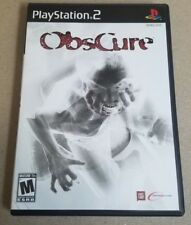 Obscure (Sony PlayStation 2, 2005)