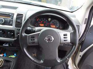 NISSAN-NAVARA-STEERING-WHEEL-D40-VIN-MNT-LEATHER-CRUISE-CONTROL-TYPE-03-08