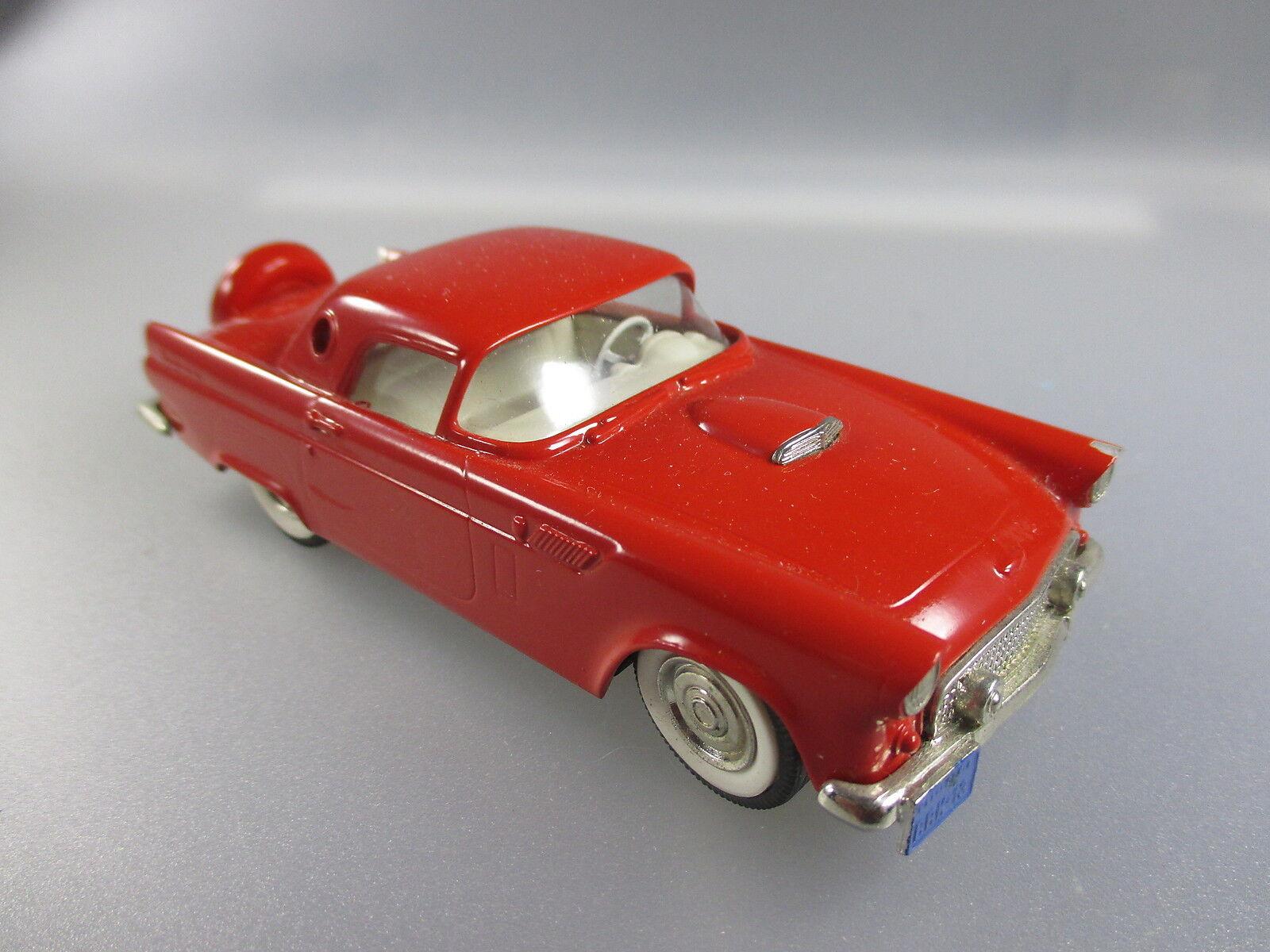 Brooklin Models Ford Thunderbird 1958   1 43 Scale (SSK15)  | Erste Gruppe von Kunden