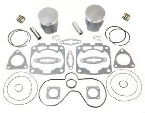 2001-Polaris-600-XC-SP-Edge-X-SPI-Pistons-Bearings-Gaskets-Top-End-Rebuild-Kit