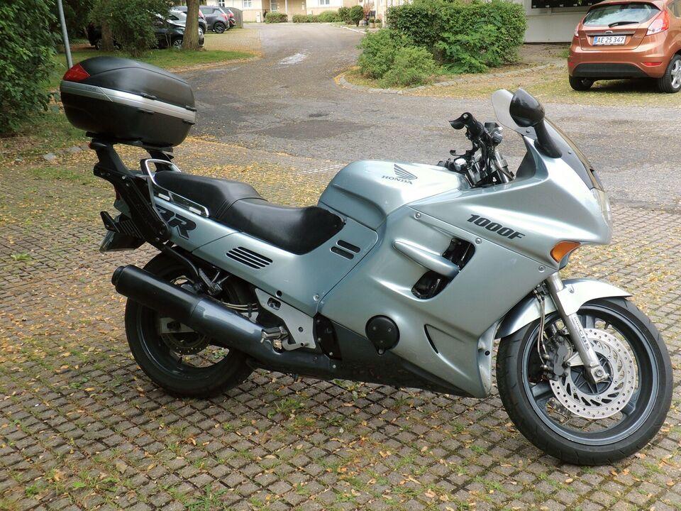 Honda CBR 1000 F 1995 Nysynet
