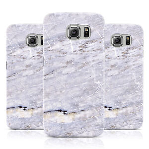 DYEFOR-FAUX-MARBLE-MID-GREY-CASE-COVER-FOR-SAMSUNG-GALAXY-MOBILE-PHONES